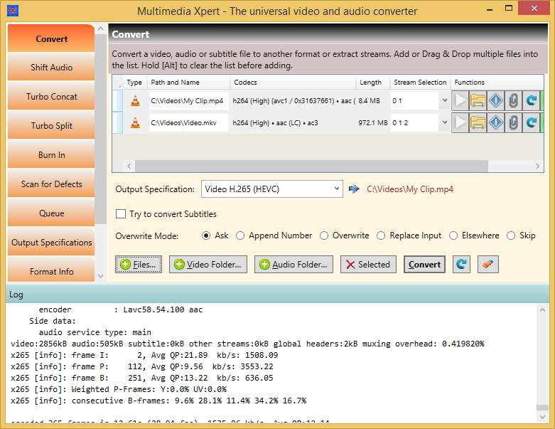 Multimedia Xpert Screenshot